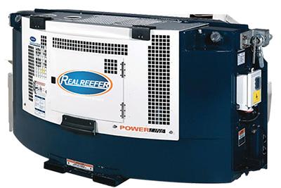 Gerador a Diesel - Genset Clip On - Realreefer Locação de Containers e Gensets