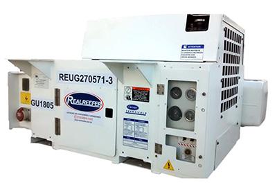 Gerador a Diesel - Gensets Underslung - Realreefer Locação de Containers e Gensets