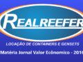realreefer-jornal-valor-economico-2016-locacao-de-containers